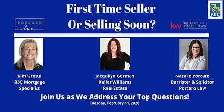 Everything You Need to Know About Selling Your Home! tickets