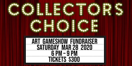 COLLECTORS CHOICE 2020 – The Art Lottery Game Show tickets