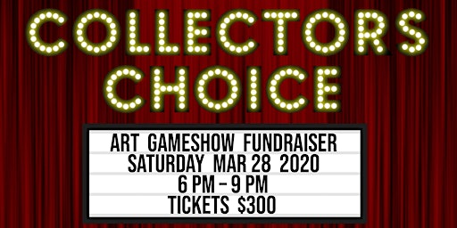COLLECTORS CHOICE 2020 –The Art Lottery Game Show