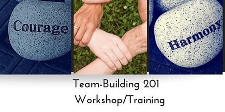 Team-Building 201 tickets