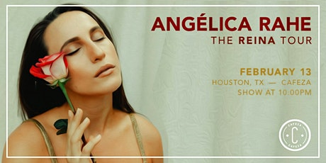 Cafeza Presents - Angelica Rahe tickets