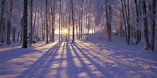 Winter Urban Yoga retreat