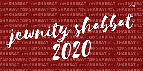 Jewnity Shabbat 2020 tickets