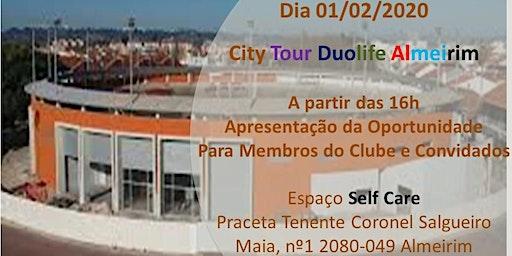 City Tour Duolife Almeirim