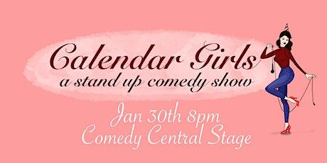 CALENDAR GIRLS tickets