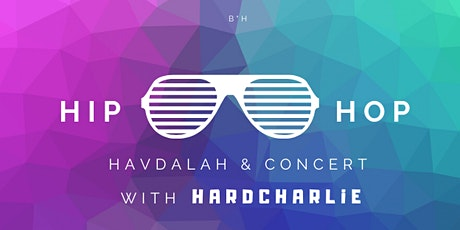 Hip Hop Havdalah & Concert with HARDCHARLiE! tickets