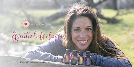 Sun 19th Jan 2020, dōTERRA Essential oils wellness workshop at The Medicine Garden, Cobham