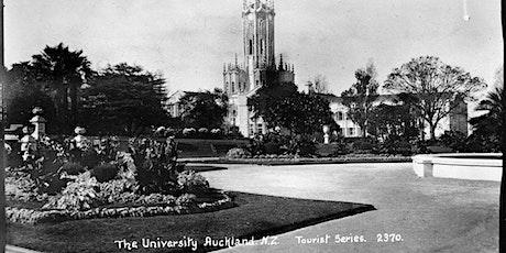 HeritageTalk: Tāmaki Makaurau Auckland's past with the 2020 AHI Summer Scholars tickets