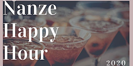 Nanze Happy Hour tickets