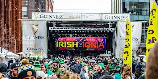 IRISH ON IONIA 2020 - 10th Year Anniversary