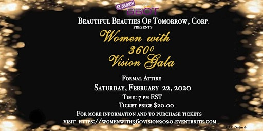 Women with 360 Vision Gala
