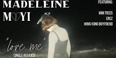 Wide-eyed x The Luna Collective Present: Madeleine Mayi