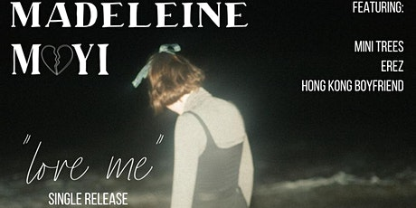 "Wide-eyed x The Luna Collective Present: Madeleine Mayi ""love me"" Release tickets"