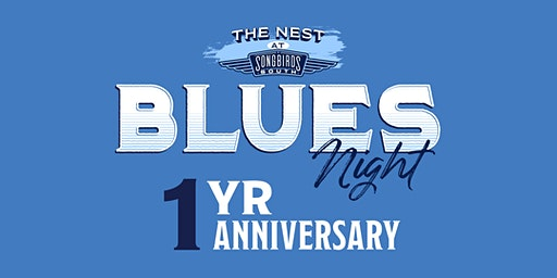 Blues Night 1 Year Anniversary