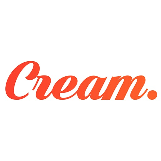 Cream Events logo