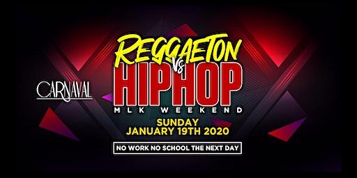 MLK WEEKEND BASH @ CARNAVAL NIGHTCLUB 18+ / HIP-HOP & REGGAETON
