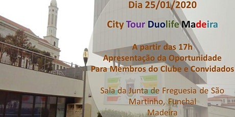 City Tour Duolife Madeira bilhetes