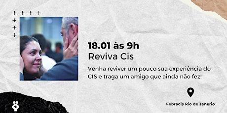 [RIO DE JANEIRO/RJ] REVIVA CIS - RIO DE JANEIRO ingressos