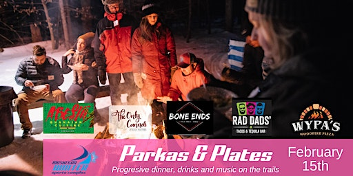 2020 Parkas and Plates
