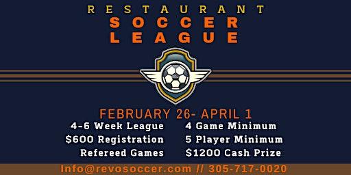 Restaurant Soccer League