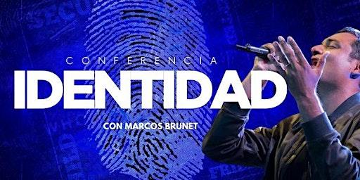CONFERENCIA  /IDENTIDAD 2020/ CON MARCOS BRUNET
