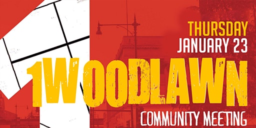 1Woodlawn Community Meeting