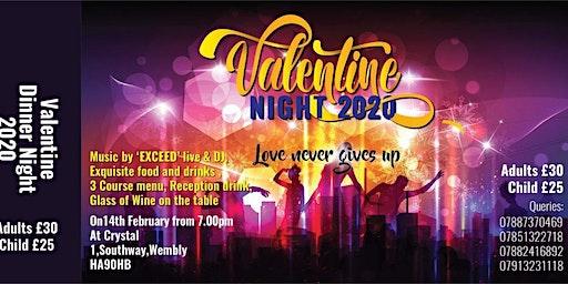 VALENTINE NIGHT 2020