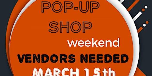 St. Patty's Pop Up Shop!