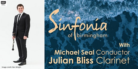 Sinfonia of Birmingham with Julian Bliss tickets