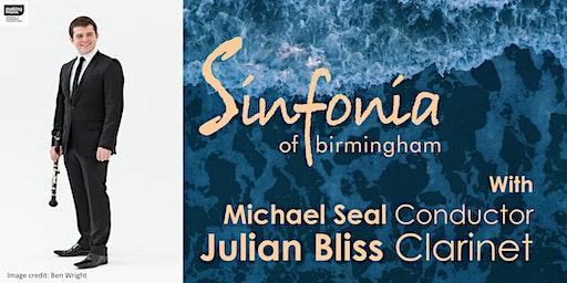 Sinfonia of Birmingham with Julian Bliss