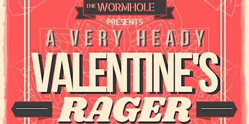 A Very Heady Valentine's Rager featuring Squash + The Al Gore Rhythms