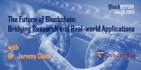 The Future of Blockchain: Bridging Research and Real-world Applications billets