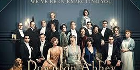 DOWNTON ABBEY FILM screened by BARROWBY OPEN DOOR tickets