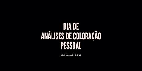 Dia de Análise de Cor em  São Paulo - 28 de março ingressos
