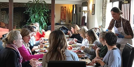Vegan Feast Cookery retreat