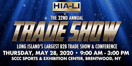 HIA-LI 32nd Annual Trade Show & Conference tickets