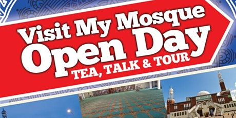 Visit My Mosque - OPEN DAY  FOR ALL tickets