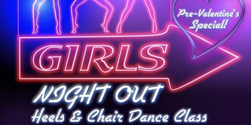 Girls Night Out Heels & Chair Dance Class