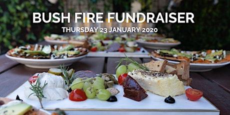 VEGAN Serotonin Summer Menu Launch + Bushfire Fundraiser  Dinner tickets