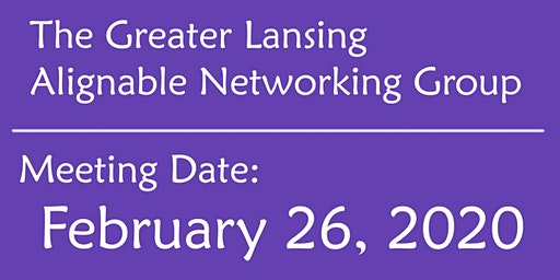 Greater Lansing Alignable Networking Group