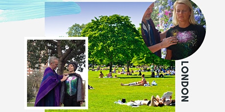 Have Your Aura Painted in Hyde Park, London tickets