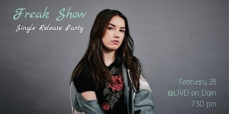 Freak Show - Jakel Single Release Party tickets