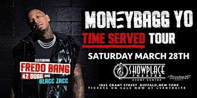 MoneyBagg Yo Time Served TOUR