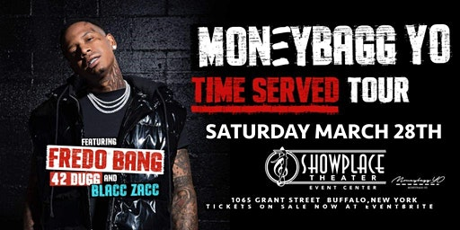 MoneyBagg Yo Time Served TOUR