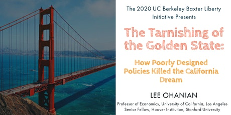 [Cancelled] The UC Berkeley 2020 Baxter Liberty Initiative tickets