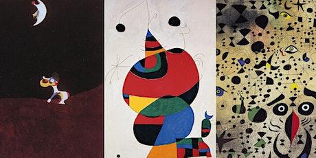 Social Painting/Paint & Sip - Marvellous Miró tickets