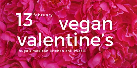 Vegan Valentine's Day Pop-up Dinner tickets