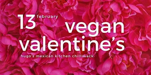 Vegan Valentine's Day Pop-up Dinner