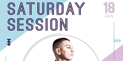 SATURDAY SESSION w/ J. ESPINOSA (Hip-Hop, Club Classics, & Ratchet Anthems)