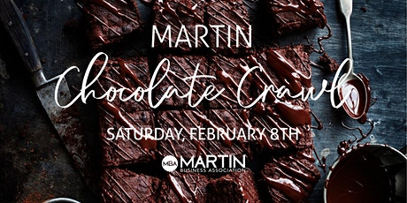 4th Annual Martin Chocolate Crawl  tickets